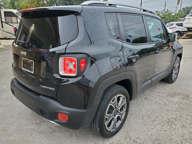 2017 Jeep Renegade Limited in Brownsville, TX 78521