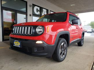 2017 Jeep Renegade Sport | Champaign, Illinois | The Auto Mall of Champaign in Champaign Illinois