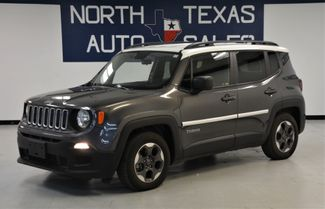 2017 Jeep Renegade Sport 1 Owner in Dallas, TX 75247