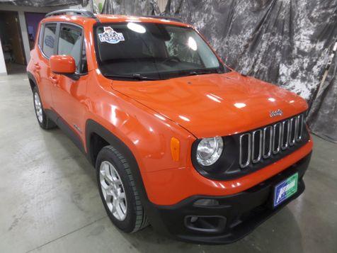 2017 Jeep Renegade Latitude in Dickinson, ND