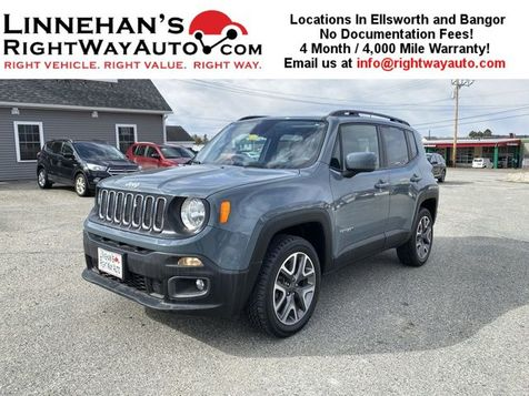 2017 Jeep Renegade Latitude in Bangor