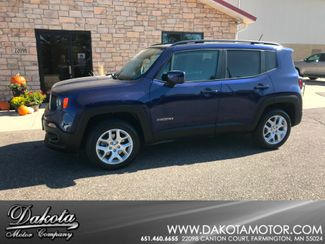 2017 Jeep Renegade Latitude Farmington, MN