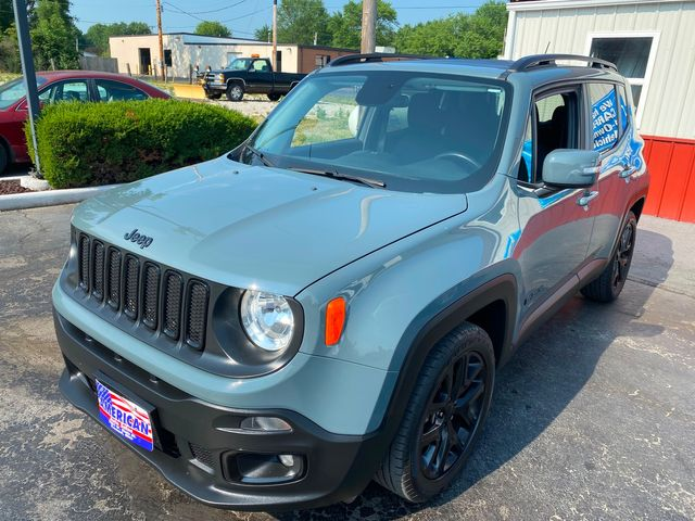 2017 Jeep Renegade Altitude in Fremont, OH 43420