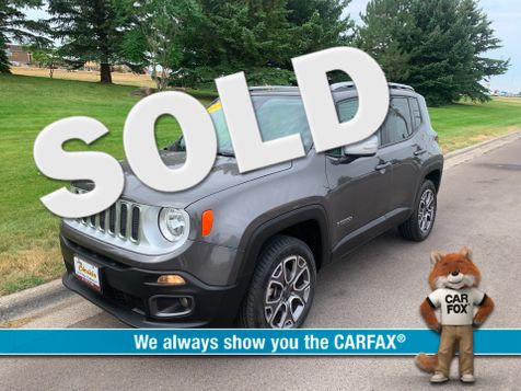2017 Jeep Renegade Limited in Great Falls, MT