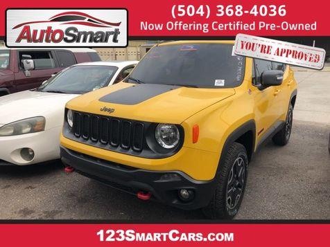 2017 Jeep Renegade Trailhawk in Harvey, LA