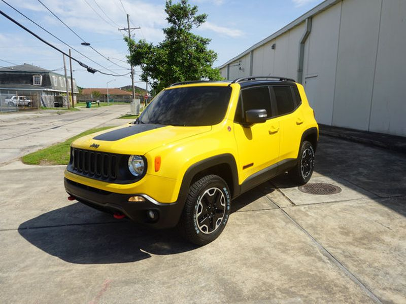2017 Jeep Renegade Trailhawk  city LA  AutoSmart  in Gretna, LA