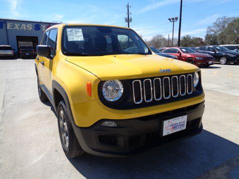 2017 Jeep Renegade Sport in Houston