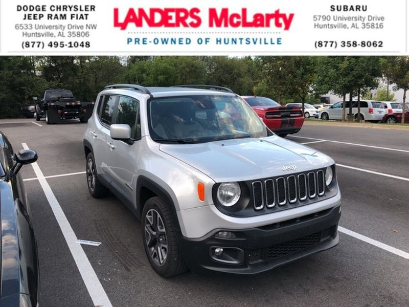 2017 Jeep Renegade Latitude | Huntsville, Alabama | Landers Mclarty DCJ & Subaru in Huntsville Alabama