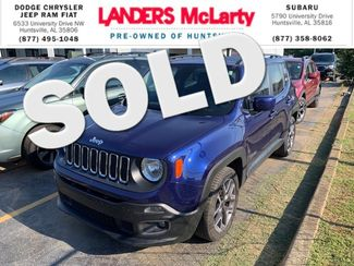 2017 Jeep Renegade Latitude | Huntsville, Alabama | Landers Mclarty DCJ & Subaru in  Alabama