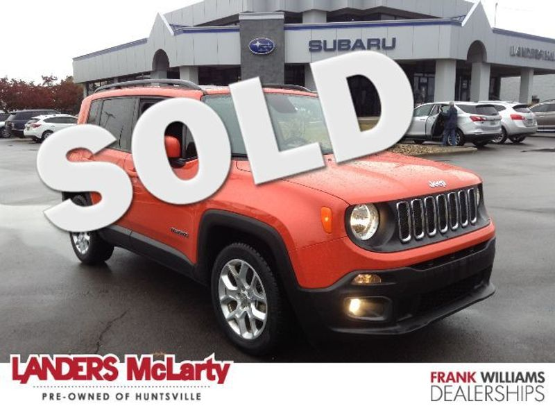 2017 Jeep Renegade Latitude | Huntsville, Alabama | Landers Mclarty DCJ & Subaru in Huntsville Alabama