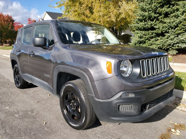 2017 Jeep Renegade Sport in Kaysville, UT 84037