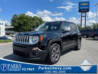 2017 Jeep Renegade Limited in Kernersville, NC 27284
