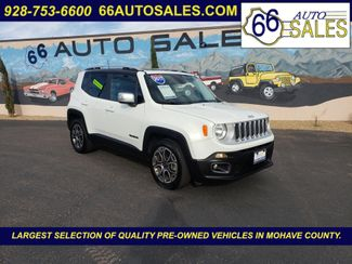 2017 Jeep Renegade Limited in Kingman, Arizona 86401