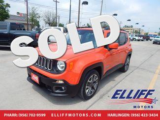 2017 Jeep Renegade Latitude in Harlingen, TX 78550