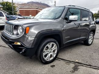 2017 Jeep Renegade Limited LINDON, UT