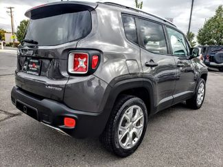 2017 Jeep Renegade Limited LINDON, UT 7