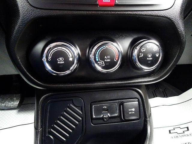 2017 Jeep Renegade Latitude Madison, NC 21