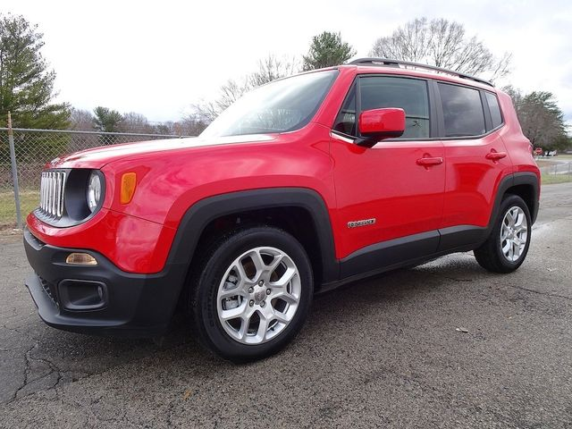 2017 Jeep Renegade Latitude Madison, NC 6