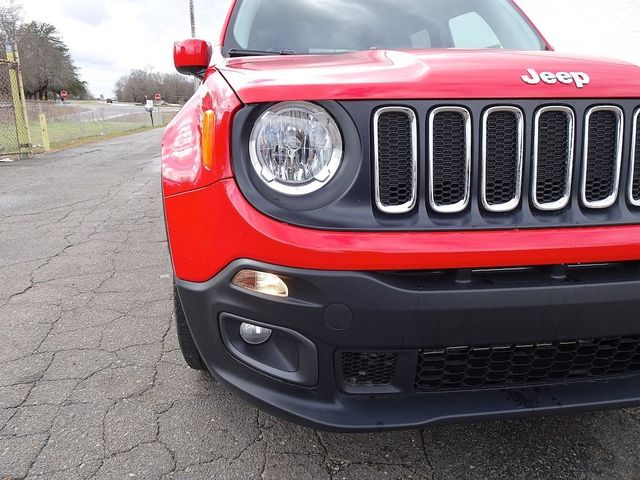 2017 Jeep Renegade Latitude Madison, NC 8
