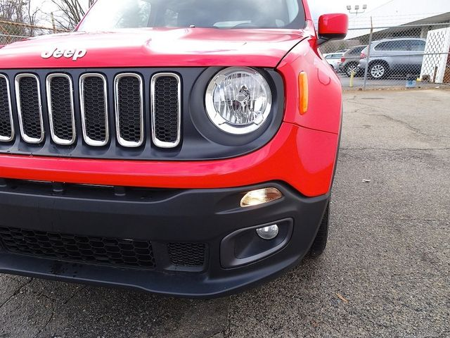 2017 Jeep Renegade Latitude Madison, NC 9