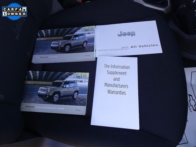 2017 Jeep Renegade Latitude Madison, NC 45