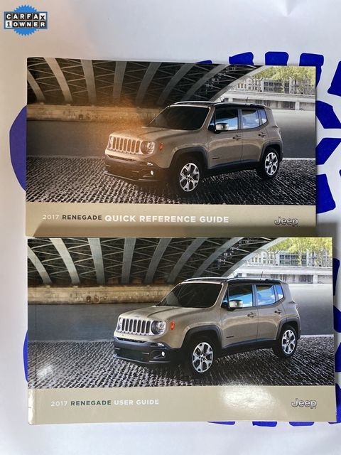 2017 Jeep Renegade Latitude Madison, NC 13