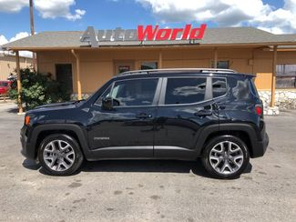 2017 Jeep Renegade Latitude in Marble Falls TX, 78654