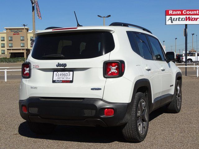 2017 Jeep Renegade Latitude in Marble Falls, TX 78654