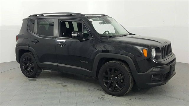 2017 Jeep Renegade Latitude in McKinney Texas, 75070
