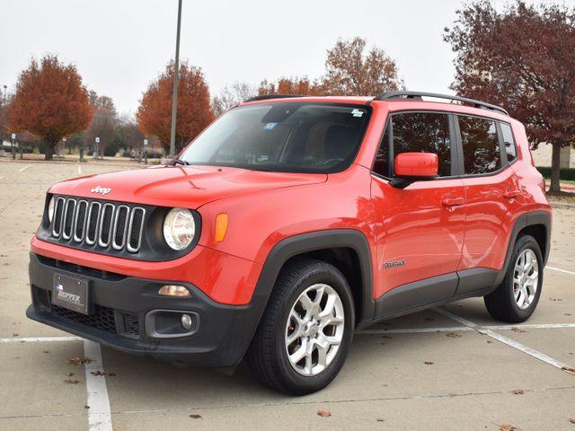 2017 Jeep Renegade Latitude in McKinney, Texas 75070
