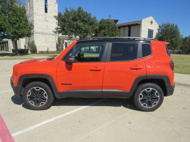 2017 Jeep Renegade Trailhawk in McKinney, Texas 75070