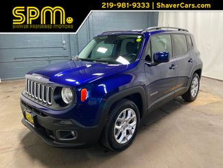 2017 Jeep Renegade Latitude in Merrillville, IN 46410