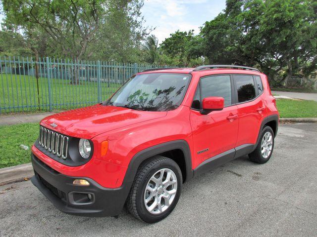 2017 Jeep Renegade Latitude Miami, Florida