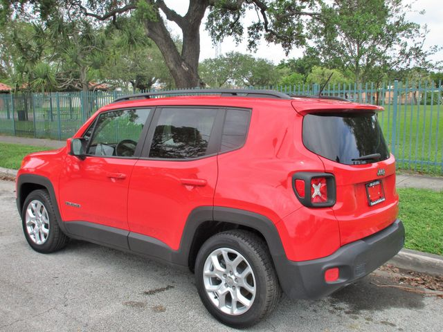 2017 Jeep Renegade Latitude Miami, Florida 2