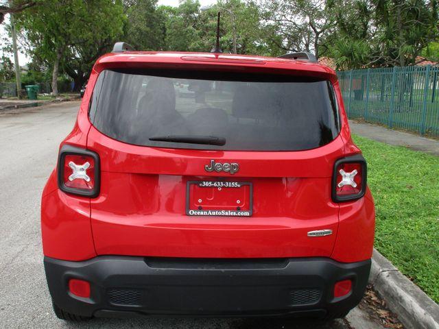 2017 Jeep Renegade Latitude Miami, Florida 3