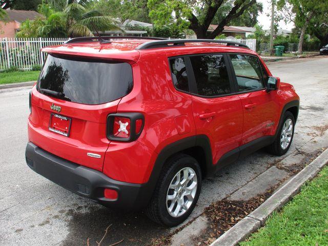 2017 Jeep Renegade Latitude Miami, Florida 4