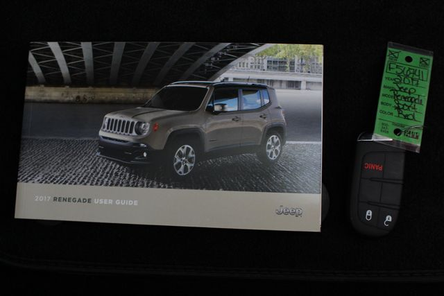 """2017 Jeep Renegade Sport FWD - SPORT APPEARANCE GROUP - 5"""" UCONNECT! Mooresville , NC 19"""