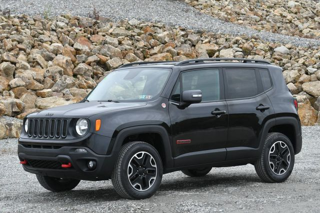 2017 Jeep Renegade Trailhawk Naugatuck, Connecticut
