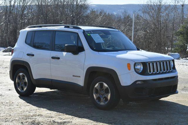 2017 Jeep Renegade Sport Naugatuck, Connecticut 6