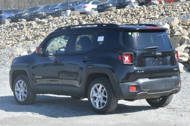 2017 Jeep Renegade Latitude Naugatuck, Connecticut 2