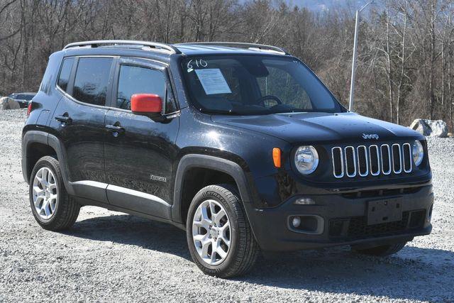 2017 Jeep Renegade Latitude Naugatuck, Connecticut 6