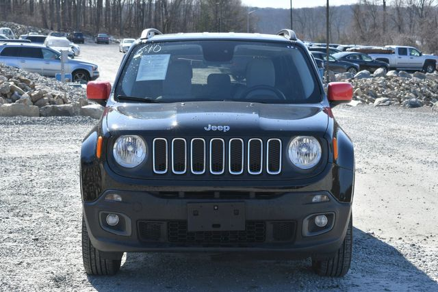 2017 Jeep Renegade Latitude Naugatuck, Connecticut 7