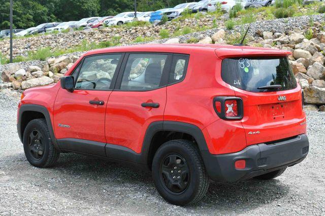 2017 Jeep Renegade Sport 4WD Naugatuck, Connecticut 4