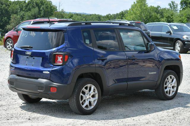 2017 Jeep Renegade Latitude 4WD Naugatuck, Connecticut 6