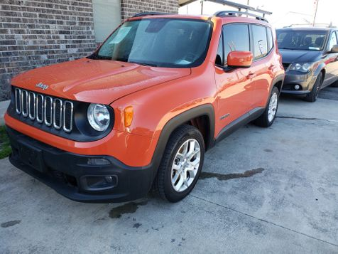 2017 Jeep Renegade Latitude in New Braunfels
