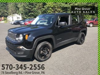 2017 Jeep Renegade in Pine Grove PA