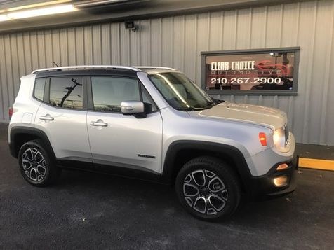 2017 Jeep Renegade Limited in San Antonio, TX