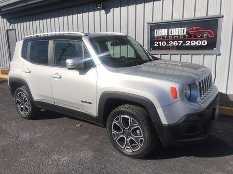2017 Jeep Renegade Limited in San Antonio, TX