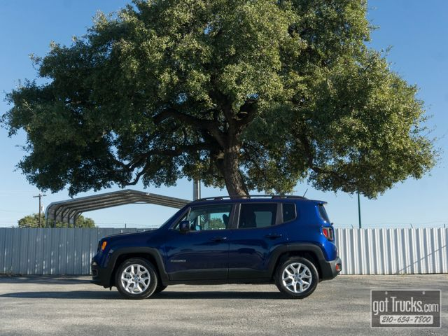 2017 Jeep Renegade Latitude 2.4L I4 in San Antonio, Texas 78217