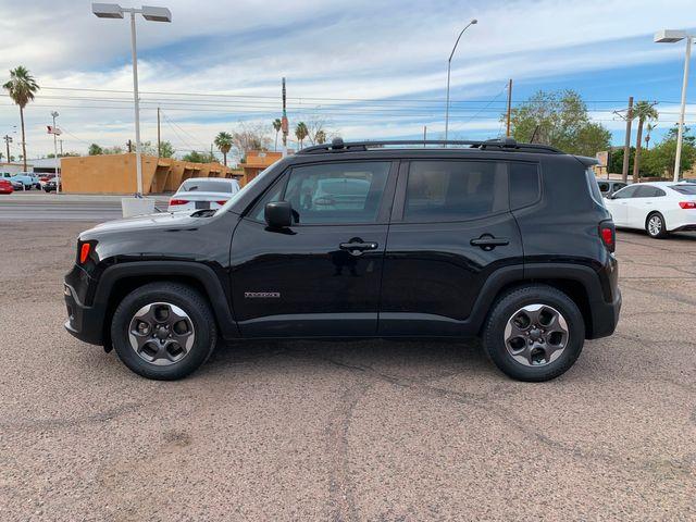2017 Jeep Renegade Sport 3 MONT/3,000 MILE NATIONAL POWERTRAIN WARRANTY Mesa, Arizona 1